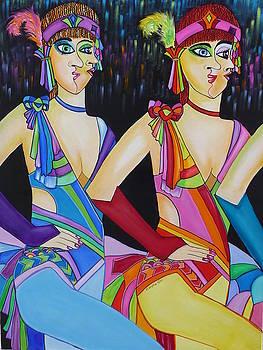 Show Girls by Loretta Orr