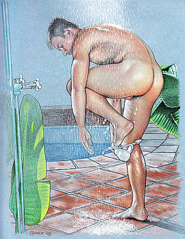 Shower by Chance Manart
