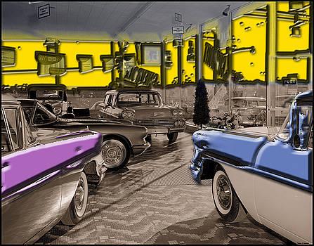 Showroom Chebys by Thomas Bomstad