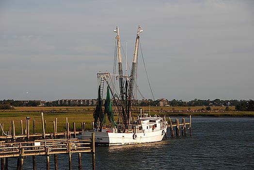 Susanne Van Hulst - Shrimp Boat