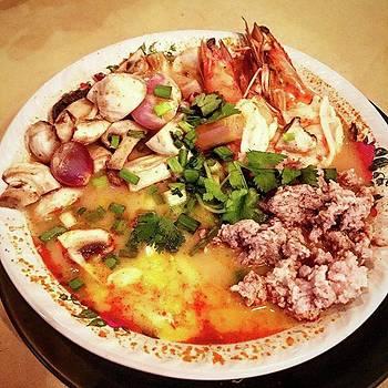 Shrimp Tom Yum by Arya Swadharma