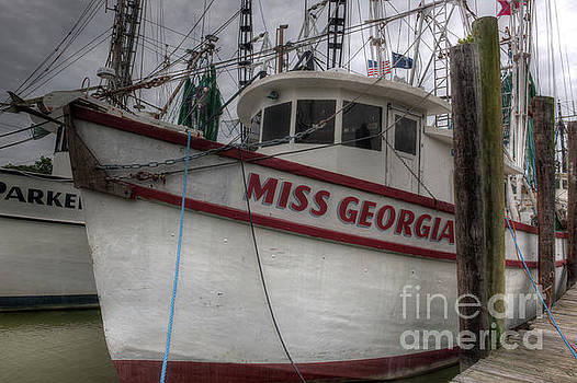 Dale Powell - Shrimping Season aboard Miss Georgia