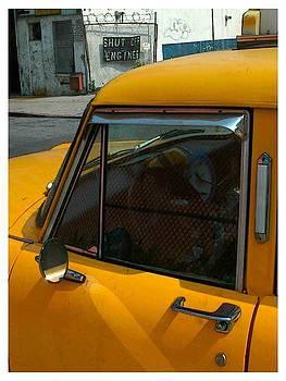 Shut-Off Engines by Alexander Aristotle - New York City Artist