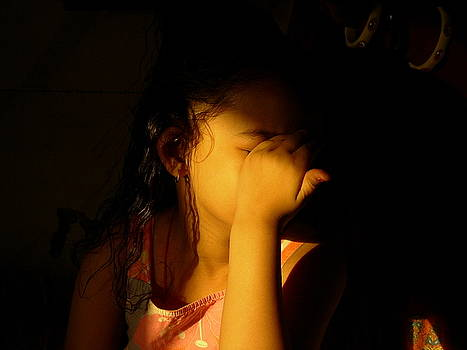 Shy by Karuna Ahluwalia