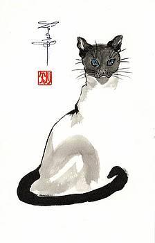 LINDA SMITH - Siamese Cat