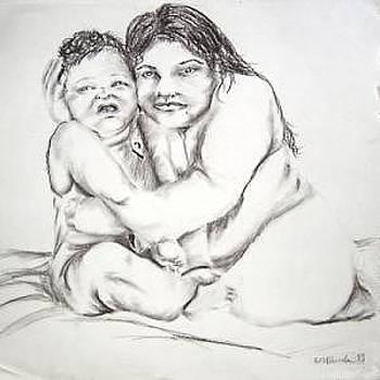 Sibling by Pamela Benjamin