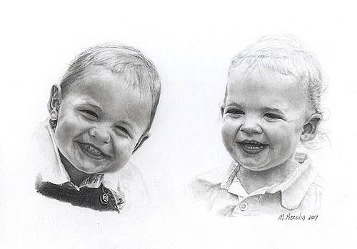 Siblings by Marlene Piccolin