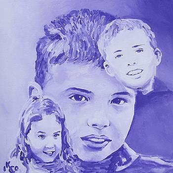 Siblings Remember by KC Chapman