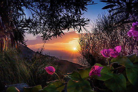 Sicilian Sunrise by John Randazzo
