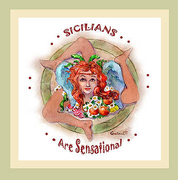 Kathleen  Gwinnett - Sicilians Are Sensational