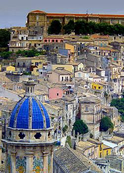 Sicily by Sorin Ghencea