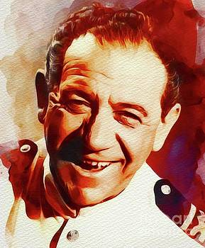 John Springfield - Sid James, Carry On Films Cast