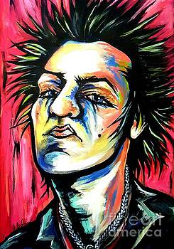 Sid Vicious by Amy Belonio