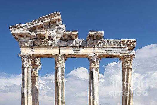 Sophie McAulay - Side Turkey Apollo temple