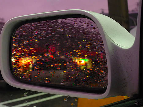 Side View Mirror 2 by Jeff Breiman