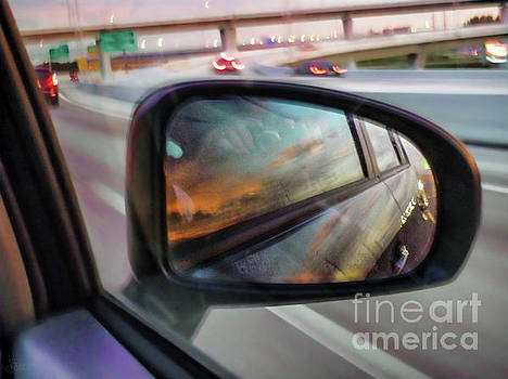 Side View Mirror by Jeff Breiman