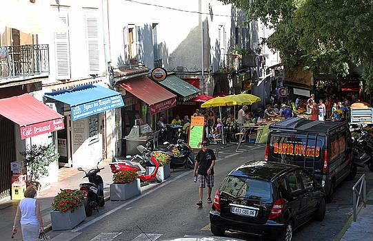 Allan Levin - Sidewalk Cafes