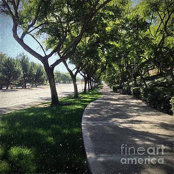 Sidewalk Counseling by Sharon Tate Soberon