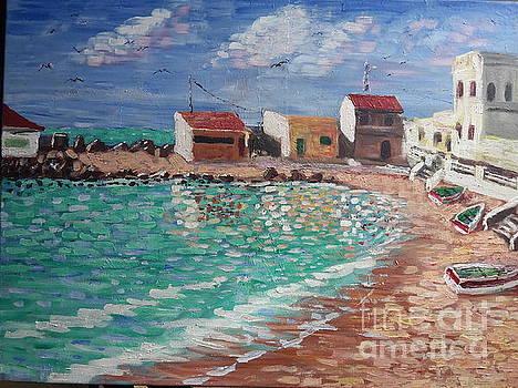 Sidi Majdoub Plage by Djamel Adjimi