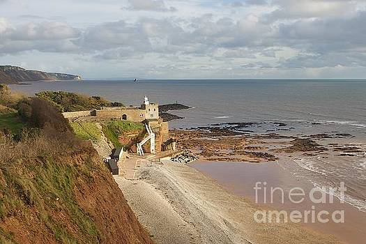 Sidmouth by Gary Bridger