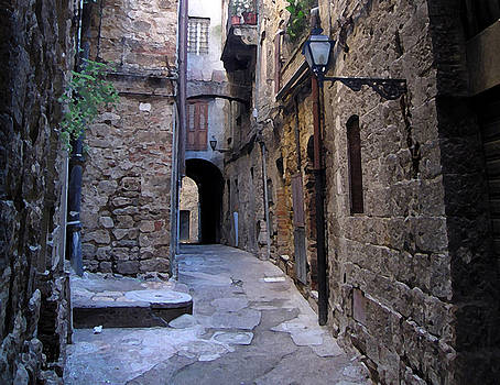 Siena Street by Paul Barlo