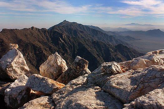 Quarts Peak by Reed Rahn