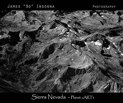 James BO  Insogna - Sierra Nevada