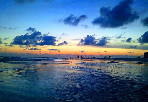 Siesta Key Sunset 1 by Dyana Jean