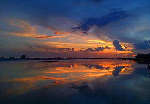 Siesta Key Sunset 4 by Dyana Jean