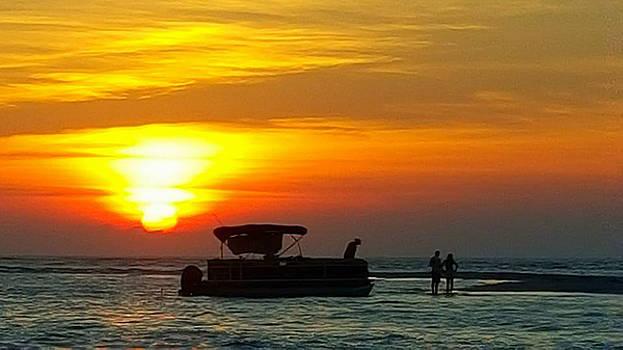 Siesta Key Sunset 5 by Dyana Jean