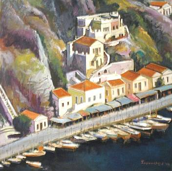 Sifnos  by George Siaba