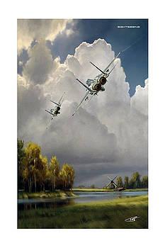 Sightseeing Two by Peter Van Stigt