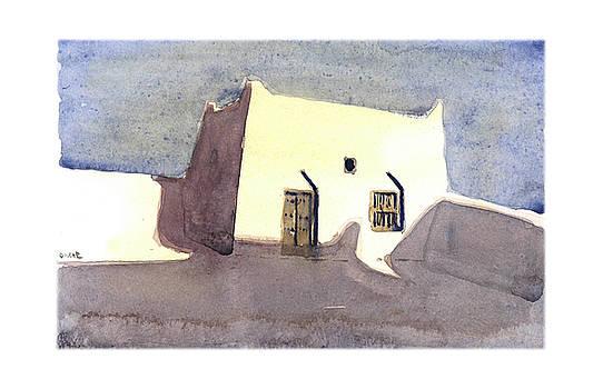 Sigia Fort by Omar Jaramillo