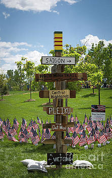 Sign Post by Jon Burch Photography