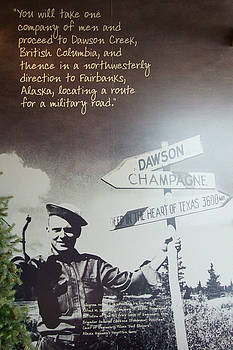 Sign Post Poster by Robert Braley