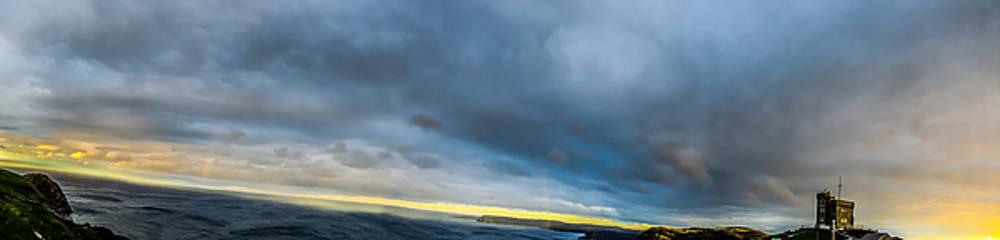 Signal Hill Sunset by Ryan Tarrow