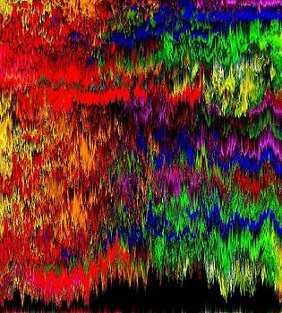 Signals from Galaxy ABXZ by Oksana Linde