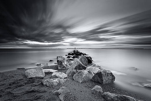 Signature In Black And White Redux by Edward Kreis