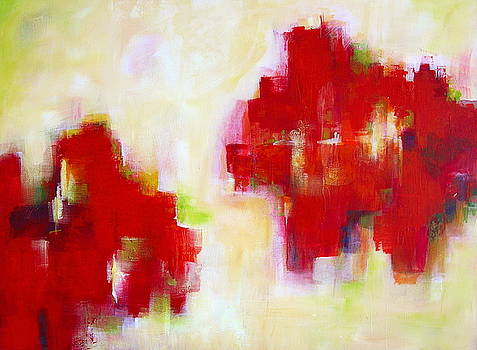Silence in motion by Karin Kipper