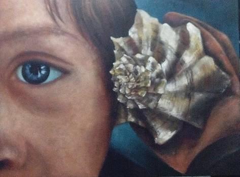 Silence by Irine Shotadze