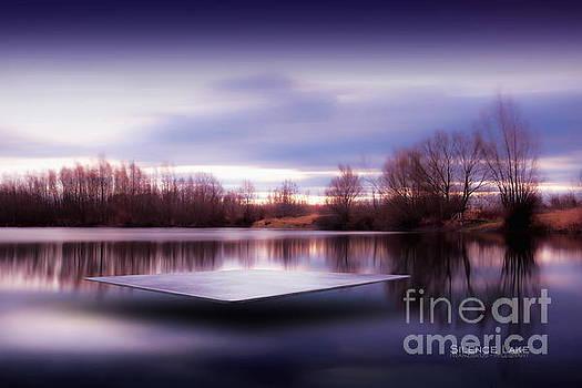 Silence Lake  by Franziskus Pfleghart
