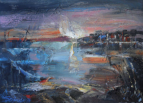 Silent Evening  by Stefano Popovski