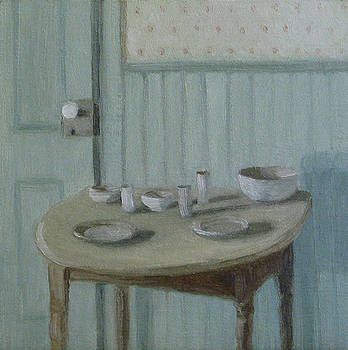 Silent Kitchen by Amy Tennant