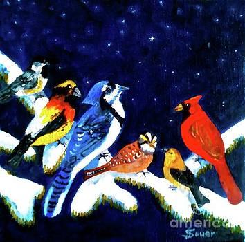 Silent Night by Julie Sauer