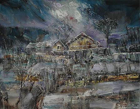 Silent Night by Stefano Popovski