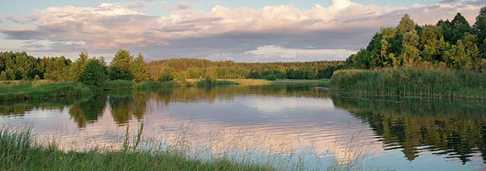 Silent River. Sedniv, 2015. by Andriy Maykovskyi