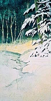 Silent Stream by Carolyn Rosenberger