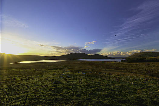 Silent Valley Flare by Chris  Hood