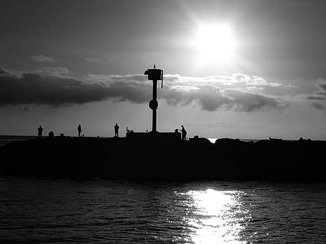 Silhouettes by Kevin Ashley