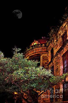 Silly Hall, Cuenca, Ecuador II by Al Bourassa